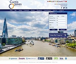 Pro Web Site - www.curtisjoneslondon.com/
