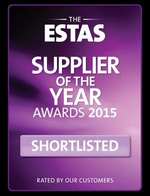 ESTAS Supplier Of The Year Award 2015
