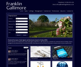 Pro Web Site - www.franklingallimore.co.uk/