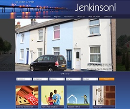 Pro Web Site - www.jenkinsonestates.co.uk/