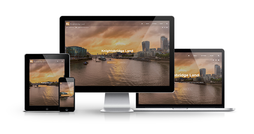 Knightsbridge Land - New Estate Agent Website Launched