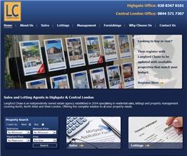 Pro Web Site - www.langfordchase.com