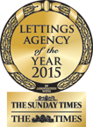 Lettings Agency of the Year 2015