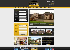 New Estate Agent Website Launched