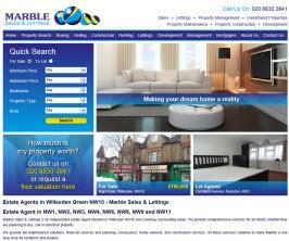 Pro Web Site - www.marble-sl.com/