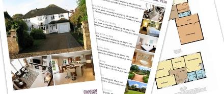 Estate Agency Pro Property Particulars & Property Details for Estate