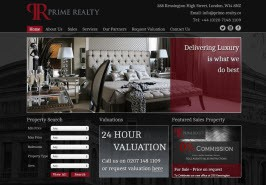 Pro Web Site - www.prime-realty.co/