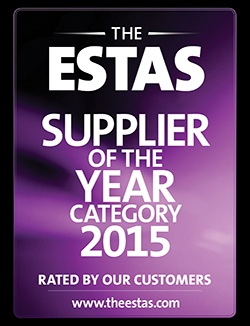 ESTAS Supplier Of The Year Category 2015