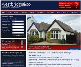 Pro Web Site - www.westbridgeandco.co.uk/