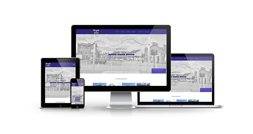 Beam Estate Agents - New Estate Agent Website Launched
