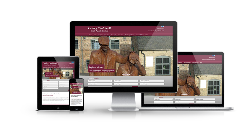 Northwoods - New Estate Agent Website Launched