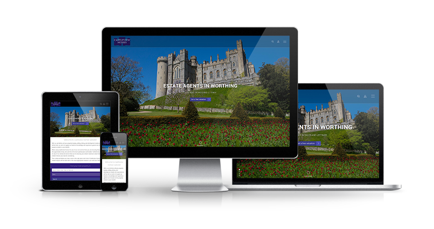 Castleview Homes - New Estate Agent Website Launched