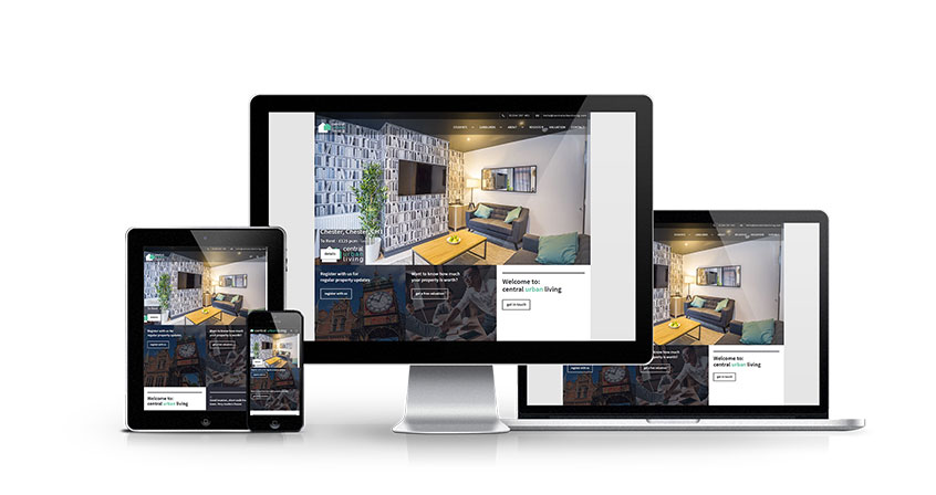 Central Urban Living - New Estate Agent Website Launched