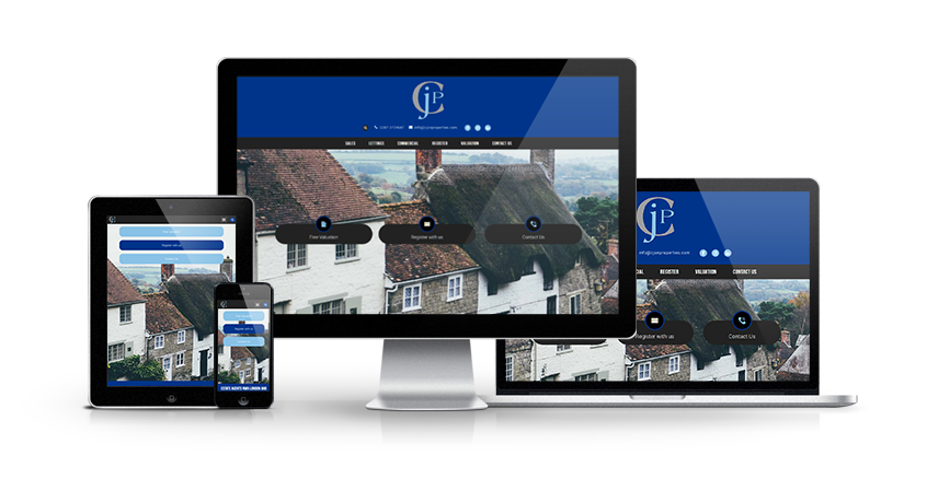 Cjon Properties - New Estate Agent Website Launched
