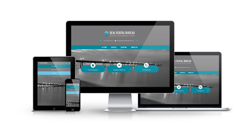 Deal Rental Bureau - New Estate Agent Website Launched