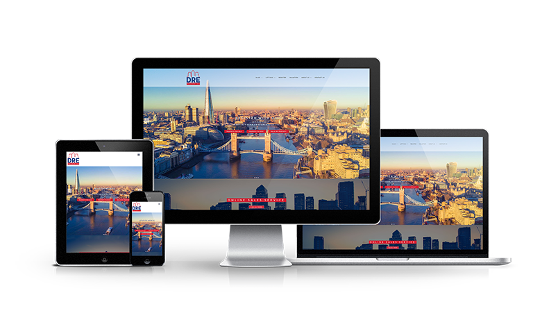 Docklands Real Estates - New Estate Agent Website Launched