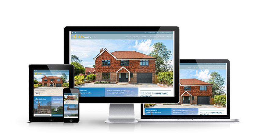 Duffy & Co - New Estate Agent Website Launched