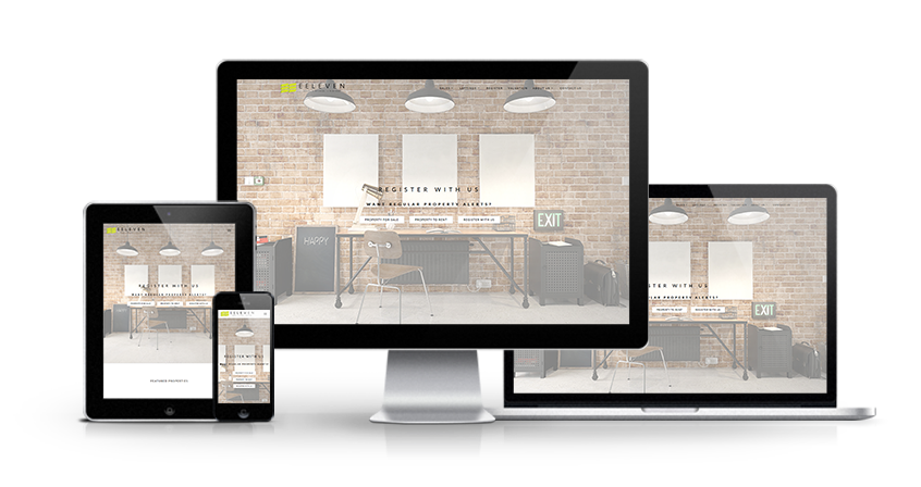 Eeleven Responsive - New Estate Agent Website Launched