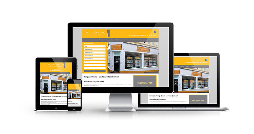 Ferguson Young Estate Agents - New Estate Agent Website Launched