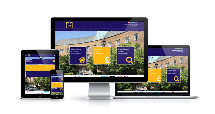 Home and Away Estates - New Estate Agent Website Launched