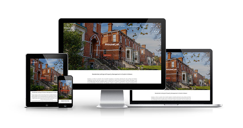 HouseLet - New Estate Agent Website Launched