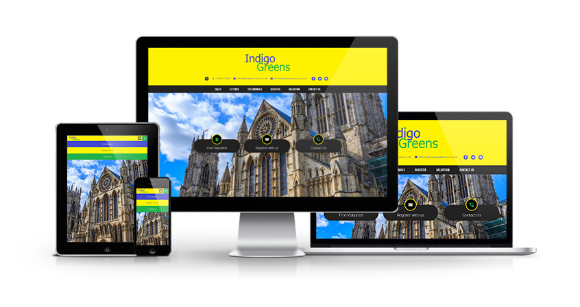 Indigo Greens - New Estate Agent Website Launched