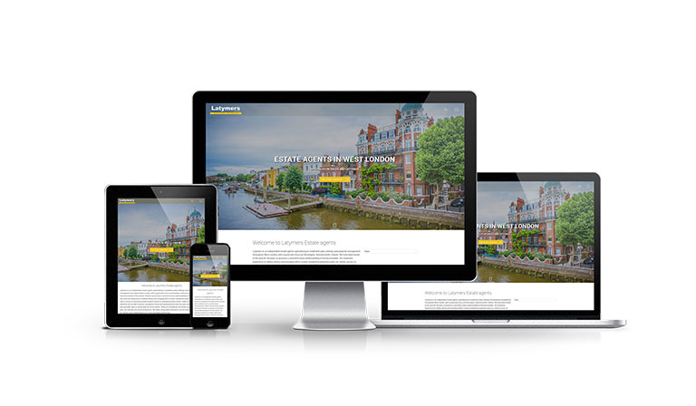 Latymers Estates Agents - New Estate Agent Website Launched