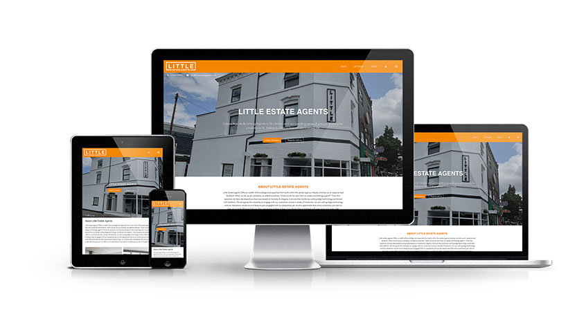 Little Estate Agents - New Estate Agent Website Launched