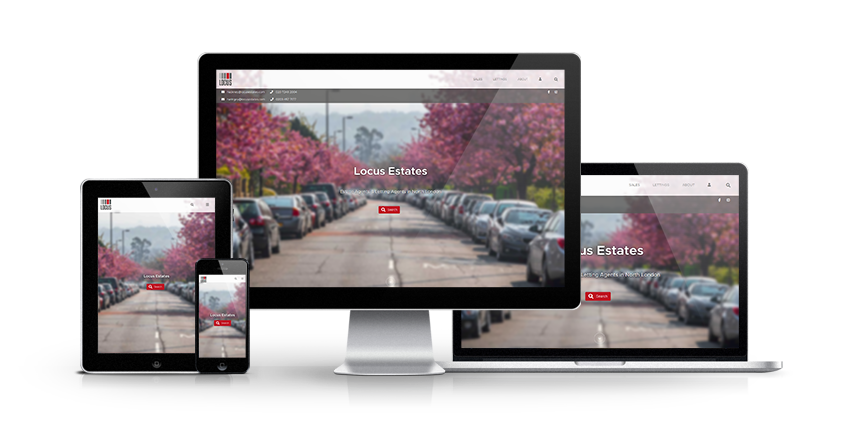 Locus - New Estate Agent Website Launched