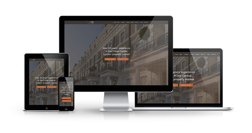 London Real Estate Office - New Estate Agent Website Launched