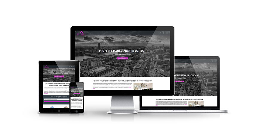 Longbow Property - New Estate Agent Website Launched