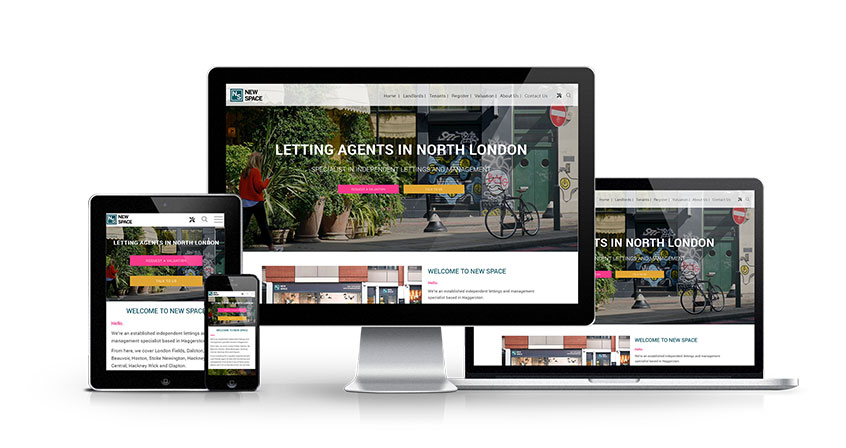 New Space - New Estate Agent Website Launched