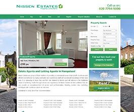 Pro Web Site - www.nissenestates.co.uk/