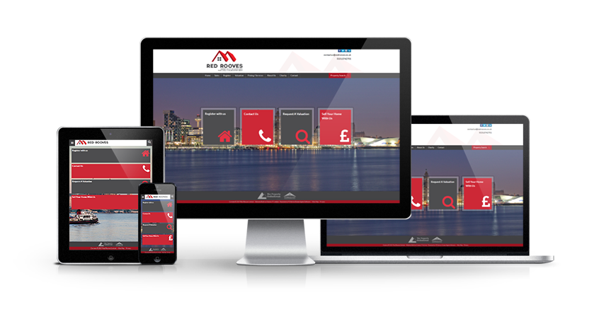 Red Rooves - New Estate Agent Website Launched