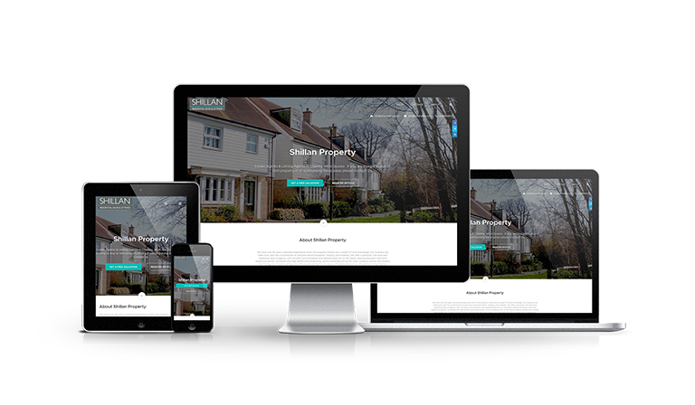 Shillan Property - New Estate Agent Website Launched