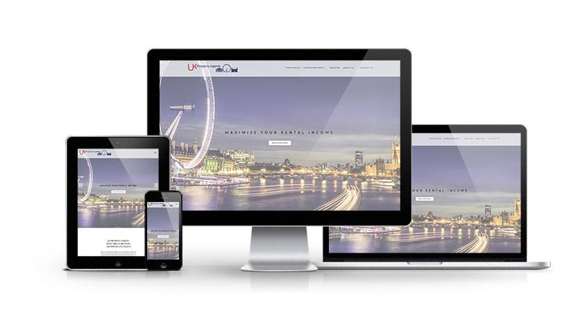 UK property Agents - New Estate Agent Website Launched