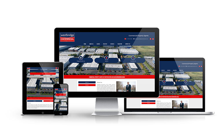 Westbridge Commercial - New Estate Agent Website Launched