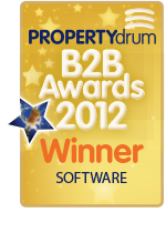 Estates IT Win the Propertydrum B2B Software of the Year Award 2012